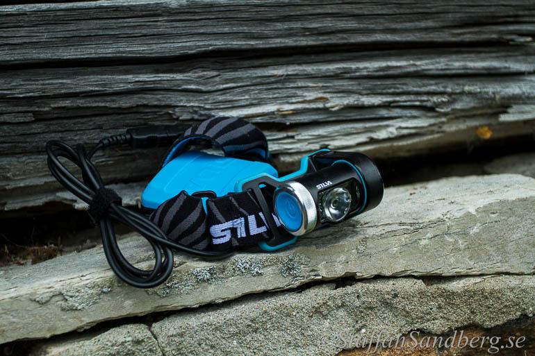 Pannlampan Silva X-trail