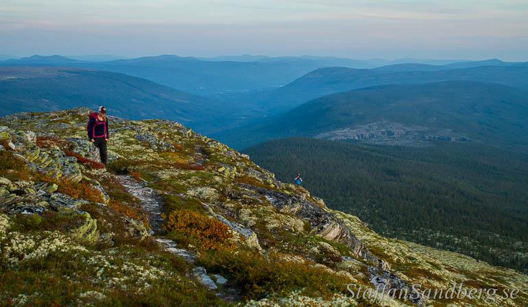 Utsikt över Rendalen