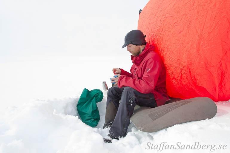 Svalbard Norrøna jacka