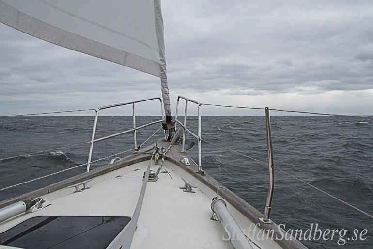Ute på havet