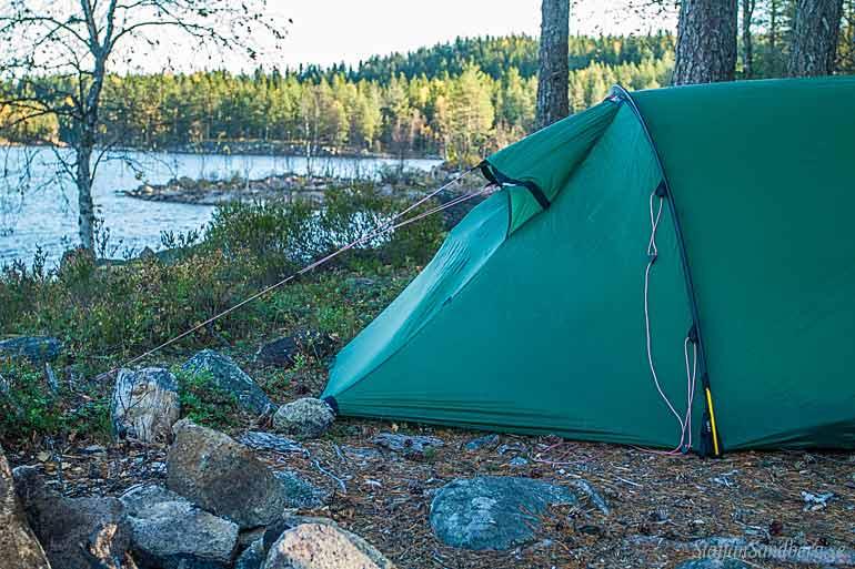 Välkända Köpa tält - Din guide till vad du behöver tänka på GB-41