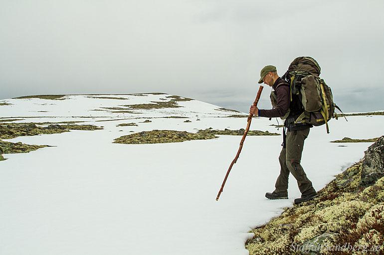 Vandring med Bergans Alpinist