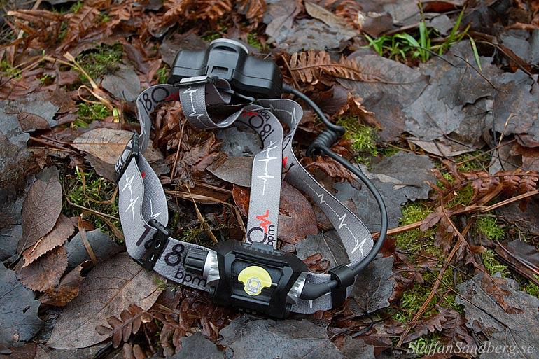 180 BPM Max Trail Headlamp